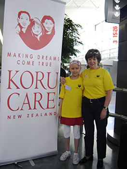 Ruby Seeto - Koru Care